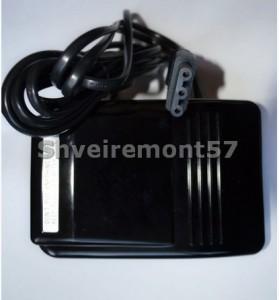 Педаль Janome для  электромеханических моделей